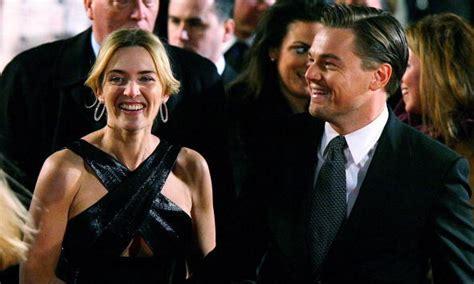 Leonardo Dicaprio Calls Kate Winslet His 'homegirl
