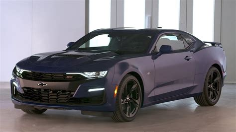2019 Chevrolet Camaro Ss & Convertible Design