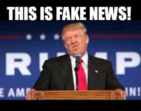 Fake News Memes - meme creator this is fake news meme generator at memecreator org