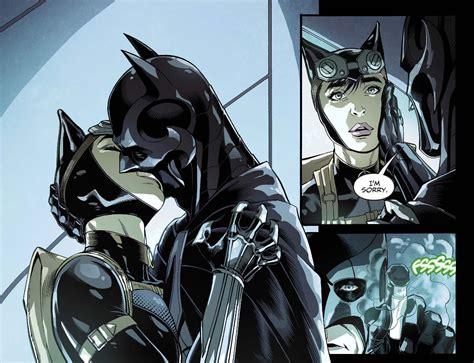 Catwoman Loves Batman 3 La Piedra De Sísifo