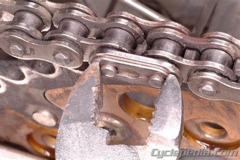 Drive Chain Maintenance