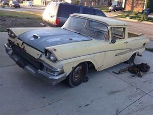 1958 Ford Ranchero thunderbird mustang fairlane - Classic Ford Ranchero 1958 for sale