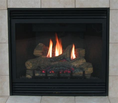 Fireplace Natural Gas by Empire Tahoe Deluxe Direct Vent Natural Gas Fireplace 36