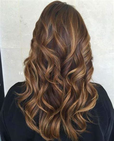 124 Trendy Caramel Highlights That You Can Experiment