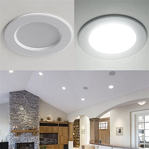Led Light Design: 4 Inch LED Recessed Lights for Luxury