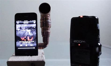 cool  simple diy iphone speaker ideas hative