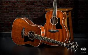 Taylor Guitars: Taylor Guitars - Wallpapers