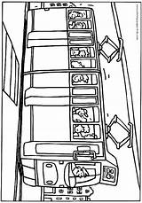 Coloring Pages Tram Metro Transportation Train Printable Trains Sheets Sheet Designlooter Cars Mts Paper Print sketch template