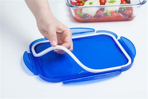go cook glass rectangular lid dish