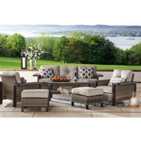 outdoor seating sets  sale   sams club