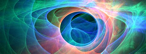 Abstract Computer Wallpaper Screen by Mikebonnell 001 3200 X 1200 Dual Screen Computer