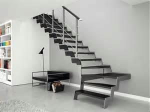 gestaltungsidee wohnzimmer treppe holz idee für stylisches haus innendekoration