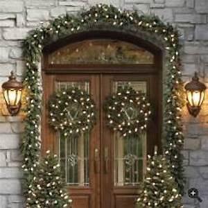 Garland, Christmas, Lights