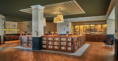 Poindexter coffee נמצא באיווה סיטי. Graduate Hotels Bring Nostalgic Vibes to Boutique Settings   i+s
