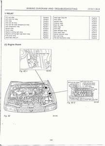 2002 Subaru Forester Fuse Box
