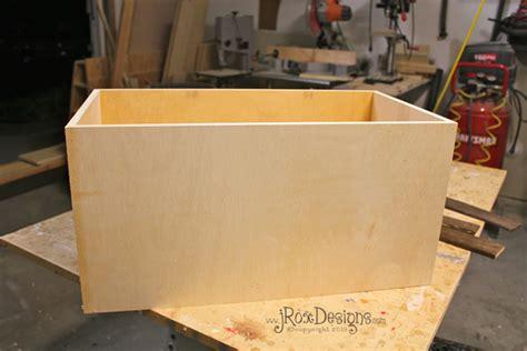 diy wooden toy boxes plans diy    thunderingdnj