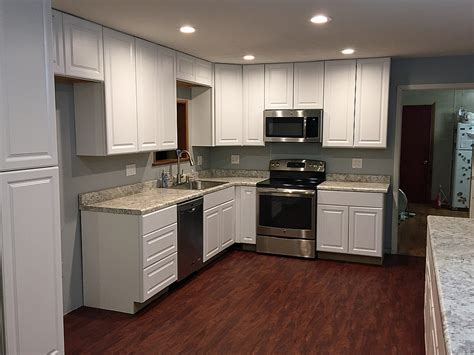 new cabinets or reface kitchen home depot kitchen cabinet refacing new orleans