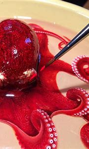 An Octopus Painted in Layers of Resin by Keng Lye | Colossal