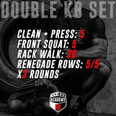 kettlebell quick workouts circuit workout academy kettlebells usa