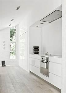 Quelle Couleur Avec Parquet Chene Clair : 53 variantes pour les cuisines blanches ~ Voncanada.com Idées de Décoration
