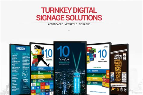 digital signage   content sources