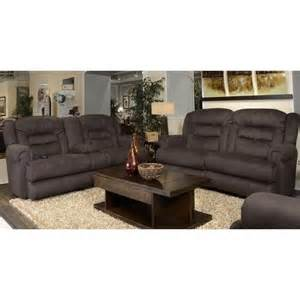 catnapper atlas power reclining 2 piece fabric sofa set in
