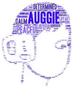 Wonder Word Cloud Character