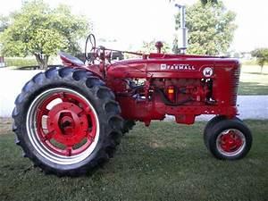 Farmall Super M Tractor For Sale
