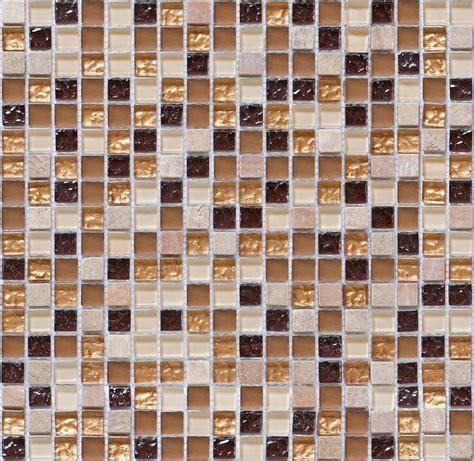 Seamless Mosaic Tiles Texture   (Maps)   texturise