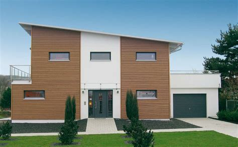 Modernes Haus Mit Pultdach by Schw 246 Rerhaus Bauhausstil Mit Pultdach In M 252 Lheim K 228 Rlich