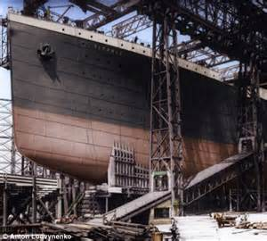 New Titanic Being Built