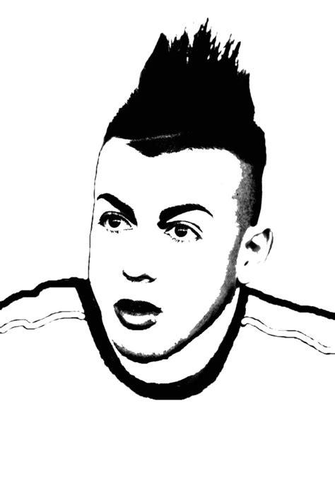 disegni da colorare calcio ronaldo immagini di ronaldo da stare playingwithfirekitchen