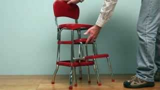 standalone ironing board step stool ironing board chair plans woodworking 2477