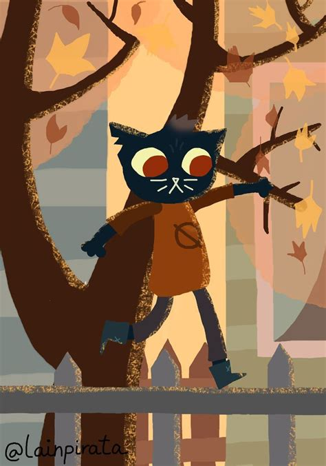 Pin by Tess VanHorn on Night in the woods stuffs | Night ...
