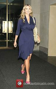 Ivanka Trump - Celebrities at the NBC studios to appear on ...