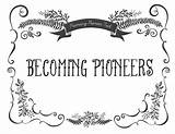 Pioneer Trek Pioneers Lds Pages Coloring Becoming Sharing Themormonhome Pt Evening Mormon Template sketch template