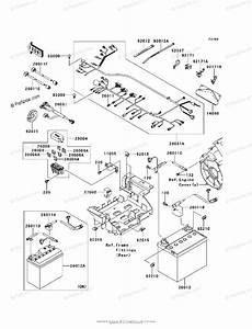 Tb 5385  2014 Kawasaki Teryx Wiring Diagram Download Diagram