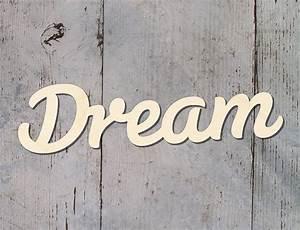 dream letters decoration wwwpixsharkcom images With dream wooden letters