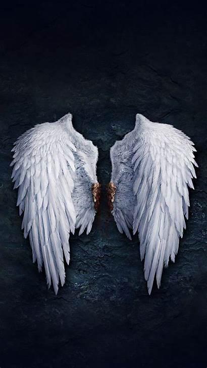 Wings Lucifer Painting Morningstar Angel Tom Dark