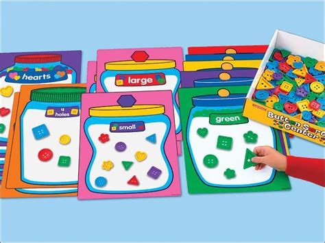 button sorting center got it so many button activities 751 | 65d9cbffdfea585e60f1d2e0c7b61300 learning time preschool learning