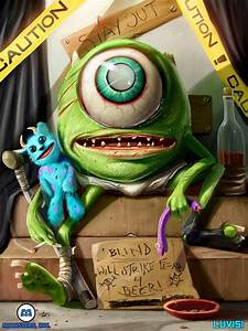 Your Favorite Childhood Cartoon Characters Turned Into ...