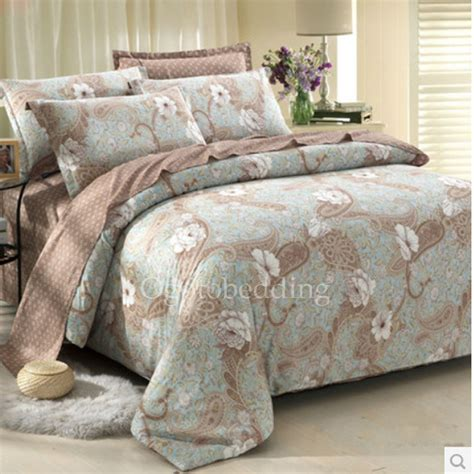Brown Patterned Duvet Cover by Brown And Light Teal Patterned Duvet Covers