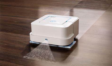 Irobot Roomba Floor Mopping by Floor Mopping Robots Irobot