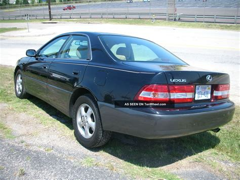 lexus es 2000 2000 lexus es300 base sedan 4 door 3 0l