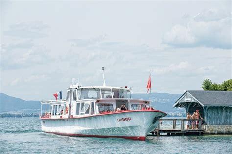 Boat Service Lake Annecy by Compagnie Des Bateaux Du Lac D Annecy Annecy Tourist