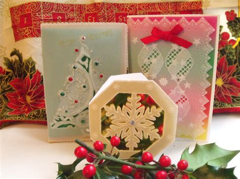Ten Tips To Make Parchment Craft Christmas Cards Quick And