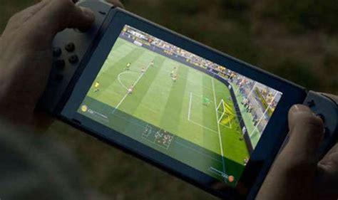 fifa  nintendo switch update ea sports reveals