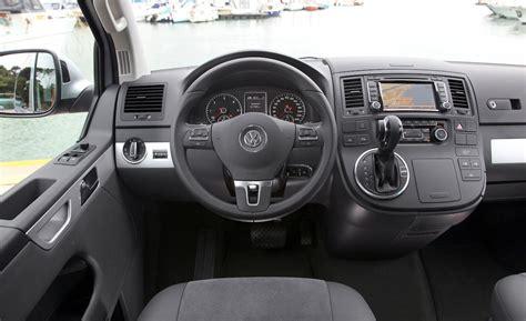 volkswagen multivan interior car and driver
