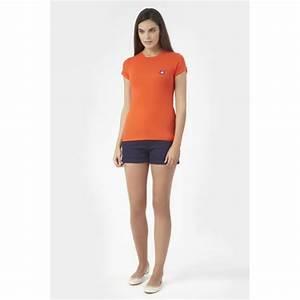 Destockage Petit Bateau En Ligne : t shirt femme en coton badge vintage 33679 82 ~ Dailycaller-alerts.com Idées de Décoration