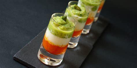 les meilleurs de recettes de cuisine verrines tricolores titre